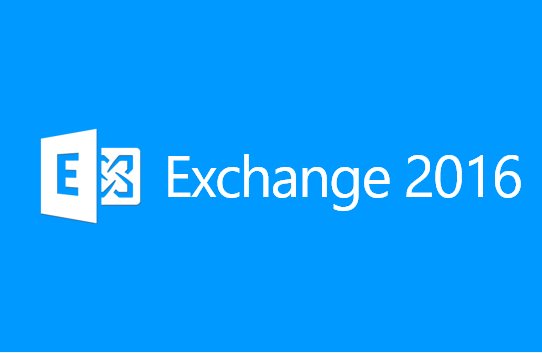 How to install Exchange 2016