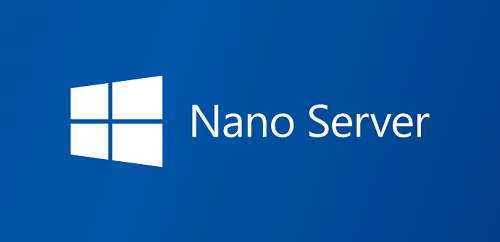 Nano Server - How to connect to Nano Server
